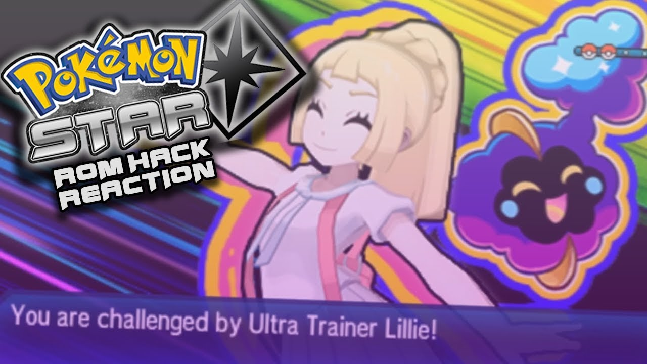 POKEMON STAR IS AWESOME (Ultra Sun/Ultra Moon Rom Hack Reaction)