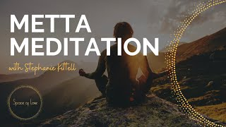 METTA Guided Meditation w/ Space Of Love Co-Founder Stephanie KIttell