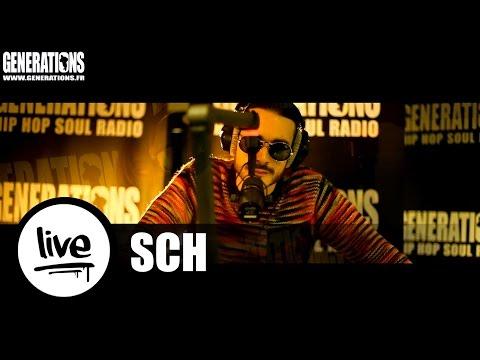 SCH - Champs Elysées (Live des studios de Generations)