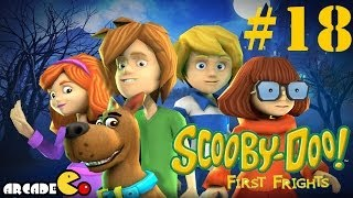 Scooby Doo! First Frights Episode 18 - The Cabin By The Lake