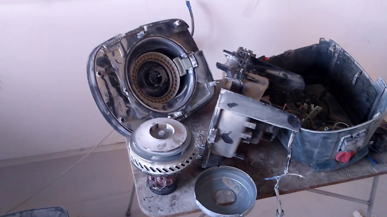 Пылесос Bosch Gas 15 ps (1,5 года в использовании) чистка ,замена фильтра и тест