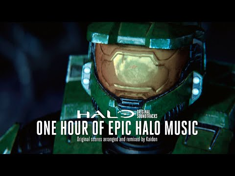 One Hour of Epic Halo Music