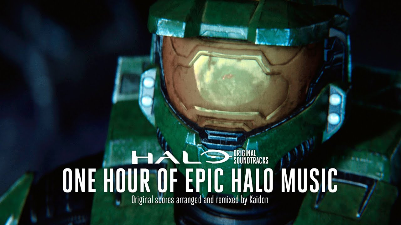 One Hour Of Epic Halo Music Youtube