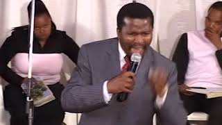 God Is Not Moved By Your Needs | Bishop ND Nhlapo