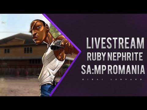 🔴LIVESTREAM RUBY NEPHRITE : RANK 6 LSPD | GIVEAWAY 1KKK
