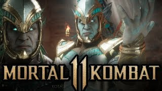 THE WORST BULUC PLAYER THERE IS - MORTAL KOMBAT 11 KOTAL KAHN GAMEPLAY