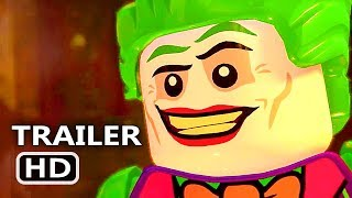 PS4 - Lego Dc Super Vilains New Trailer (2018)