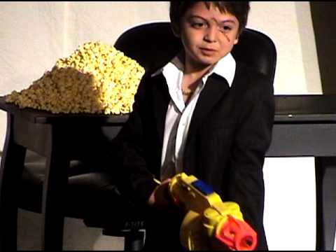 Your Morning Show - Scarface, The School Play