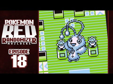 POKEMON MANSION - Pokemon Red Randomizer Nuzlocke w/ GameboyLuke!! - Episode 18