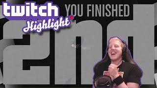 ❝ DAT FINISH lmao ❞ // twitch Stream Highlight°