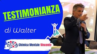 50) Testimonianza di Walter a favore di Giuseppe Cusenza mental coach