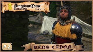 #2. Shopping & Infiltration → Kingdom Come Deliverance: Hans Capon dlc (let's play gameplay fr)