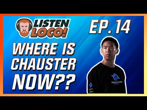 Listen Loco Ep. 14 - OG Pros, League History, And Doublelift's Beginnings Ft. Chauster