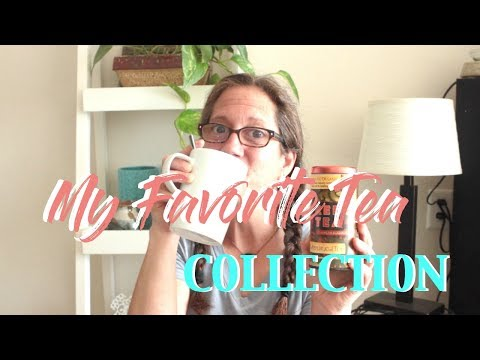 MY FAVORITE TEA COLLECTION | HER BEAUTY`S INSIDE OUT
