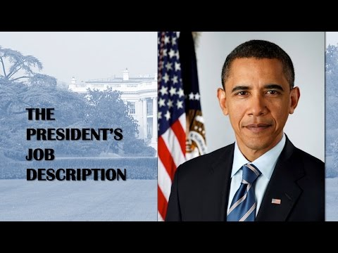 Download Youtube: US Government: The Job of the President