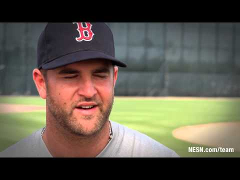 Mike Napoli: On Character