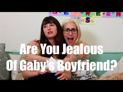 Are You Jealous Of Gaby's Boyfriend? / Just Between Us