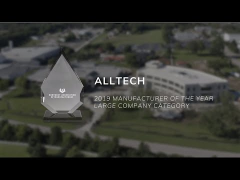Alltech - Large Manufacturer Of The Year 2019