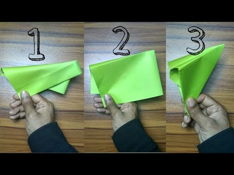 3 Ways to Make Easy and Loud Paper Popper - Paper Banger Tutorial