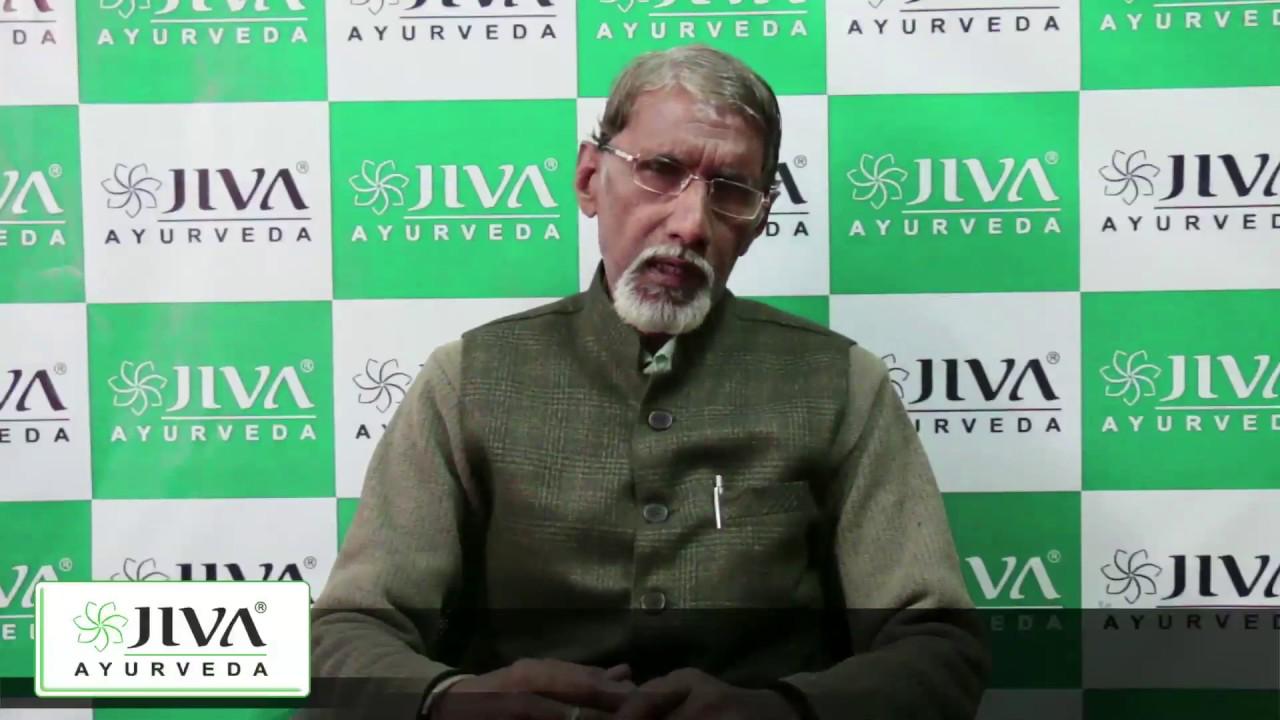 Customer Testimonial - Treatment of Floaters with Jiva Ayurveda