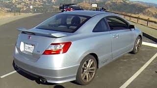 2007 Honda Civic Si FG2 - POV test drive