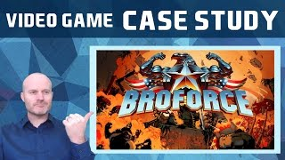 Video Game Case Study - Broforce