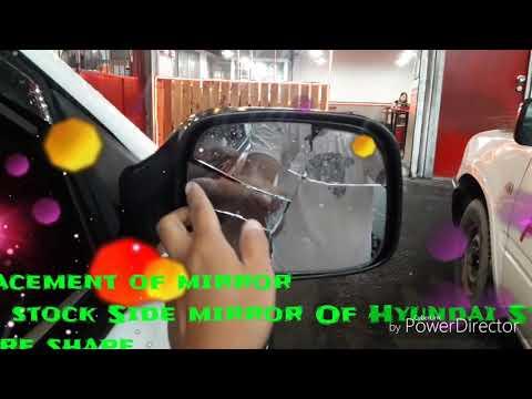 Isuzu Crosswind 2014  Side Mirror Repair Replace