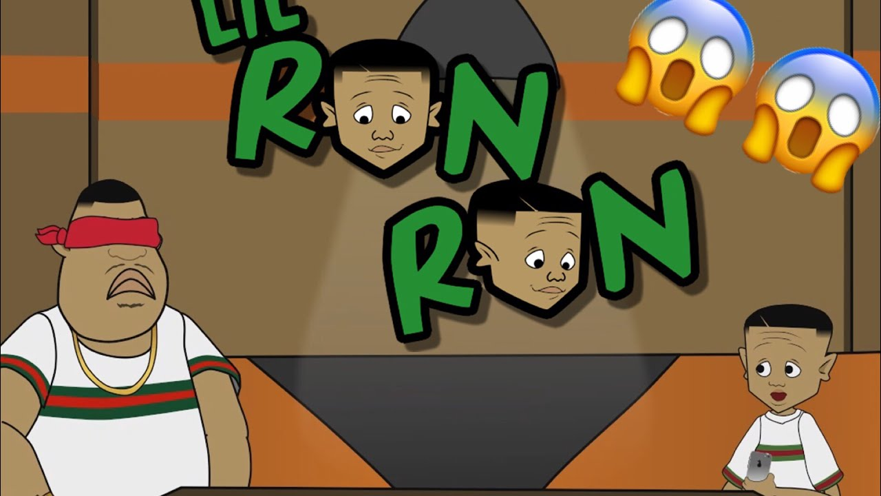 Lil Ron Ron Takes His Dad Out For Fathers Day YouTube