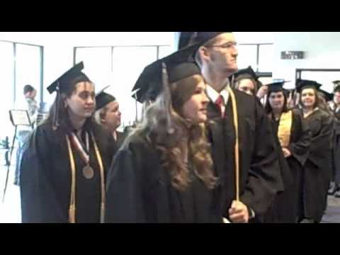 East Central College 2010 Graduation