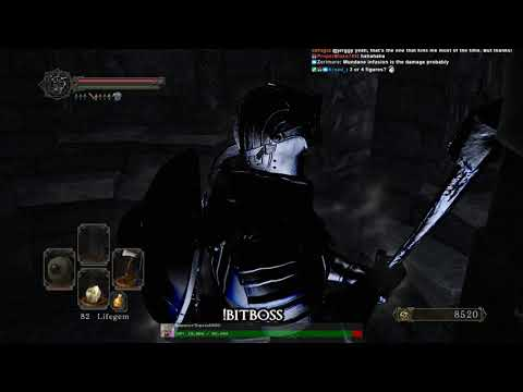 Dark Souls 2: SotFS SL1 All Bosses (Pt. 3)
