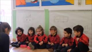 LLAR D'INFANTS PATUFET- CLASSE D'ANGLÈS AMB KIDS&US