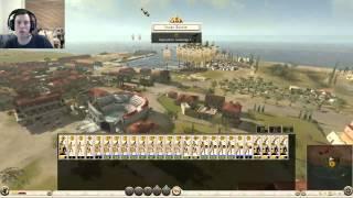 Total War: Rome 2 - Imperator Augustus Campaign - Antony's Rome - Part 9!