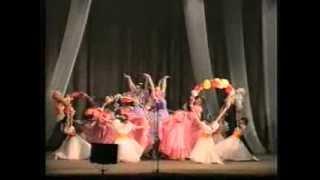 Oleg Mashkovski  Концерт детских танцевальных коллективов города.