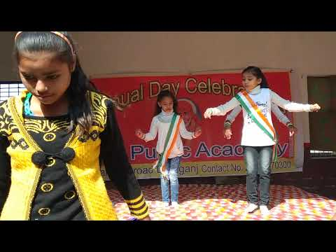 Fir Bhi Dil Hai Hindustani | फिर भी दिल है हिंदुस्तानी | Sai Public Academy Dataganj