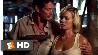 Anaconda 3: Offspring (2008) - Betrayal Brawl Scene (9/10) | Movieclips
