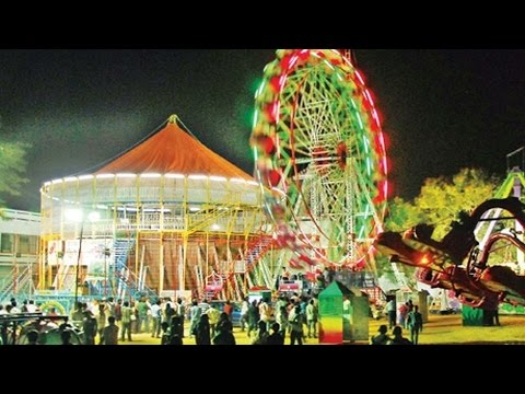 Nampally Exhibition (Numaish) 2016 || Hyderabad - Watch Exclusive