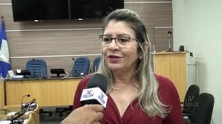 Anjinha lamenta ausência da população da audiência pública que discutiu a matéria