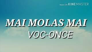 Lagu manggarai terbaru 2018!!!!ONCE---MAI MOLAS MAI