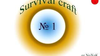 Survivalcraft.Обзор домика. Часть 1