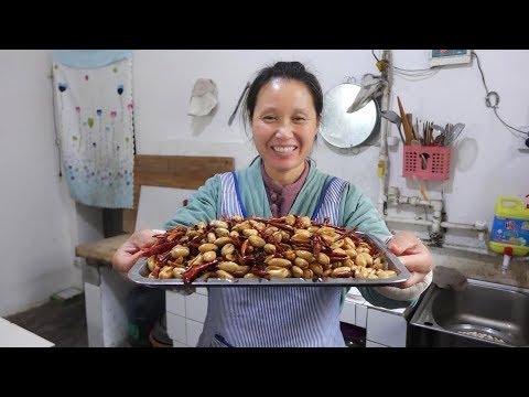 10多亿人都爱吃的特色小吃,农村妈妈教你做法和配方,看一遍就会