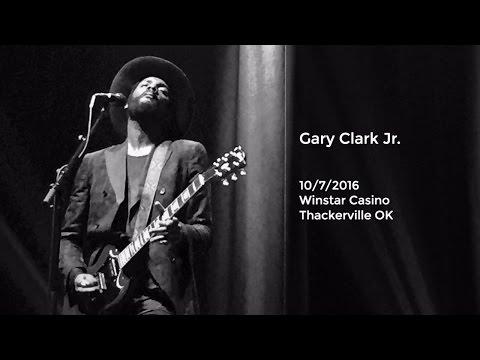 Gary Clark Jr. Live at Winstar Casno, Thackerville OK - 10/7/2016 Full Show AUD