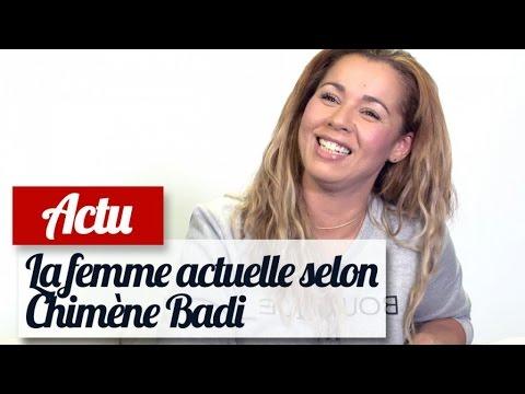 Chimène Badi : sa vision de la femme actuelle - Interview