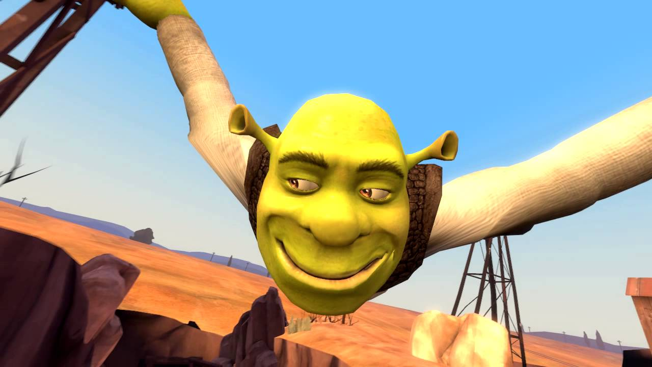 Sfm Did Somebody Say Yoga With Shrek Youtube
