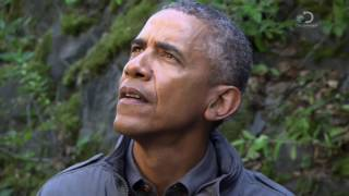 Звездное выживание с Беаром Гриллсом - Барак Обама HD