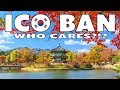 South Korea Bans ICOs - Why You SHOULDN'T Care (plus Astronaut ICO)