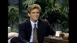 CHARLIE SCHLATTER HAS FUN WITH LENO