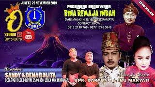 Gambar cover 🔴[LIVE] SANDIWARA BINA REMAJA INDAH // (MALAM) TUGU LELEA || 29 NOVEMBER 2019
