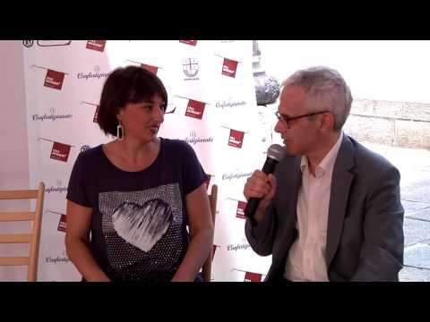 Intervista a Emanuela Pericu - Stile Artigiano Genova 2016