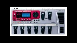 Cort M600 Blues OD + Distortion (Guitar with gt-10B) Basic Blues Shuffle