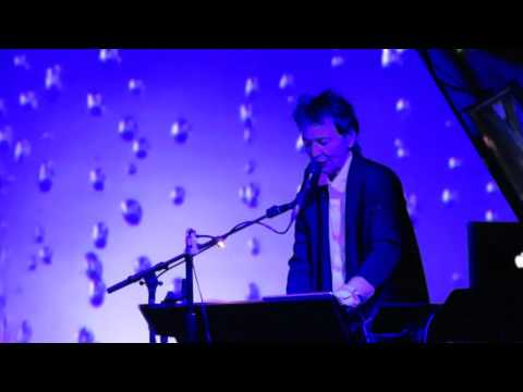 Laurie Anderson performing @ Moogfest